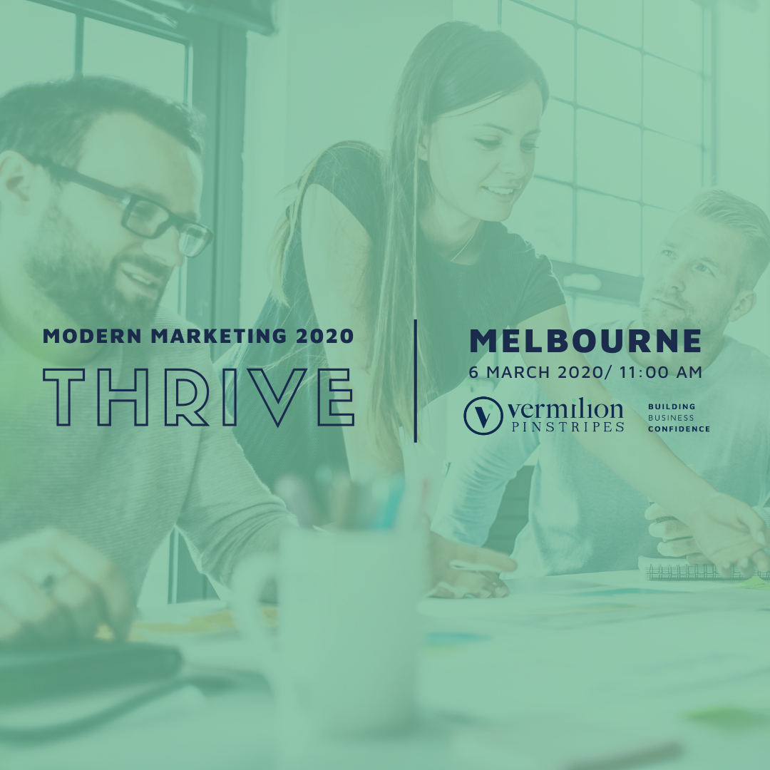 Sign up for Melbourne Thrive