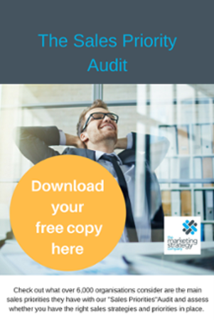 Sales Priority Audit