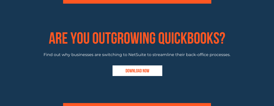 outgrowing quickbooks