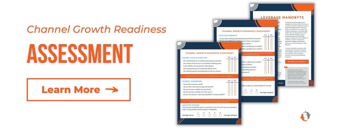 Channel Growth Readiness Assessment, Learn More