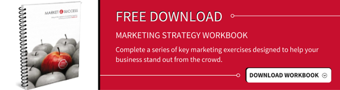 Marketing Strategy Workbook Download