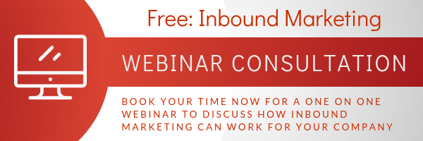 Free Webinar Call-to-action