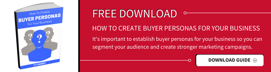 Buyer Persona Guide Download