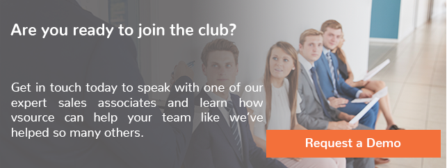 Are you ready to join the club? Click here to request a demo