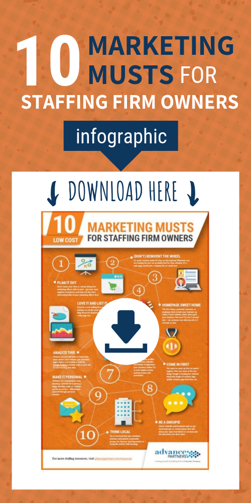 Marketing Musts Infographic