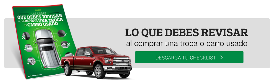Checklist carro usado