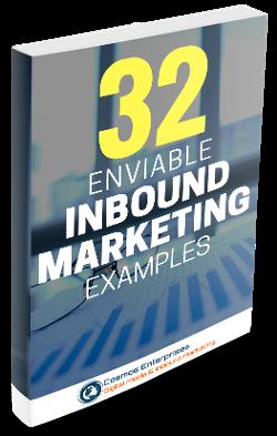 32 Enviable Inbound Marketing Examples ebook