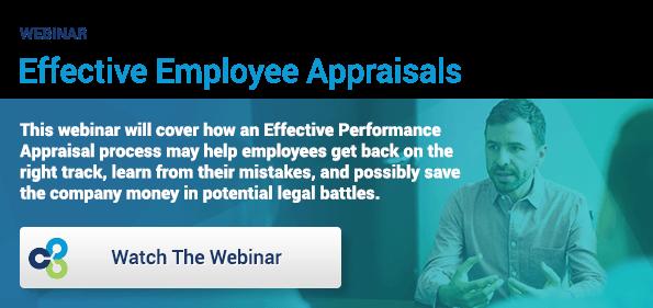 Effective Employee Appraisals Webinar