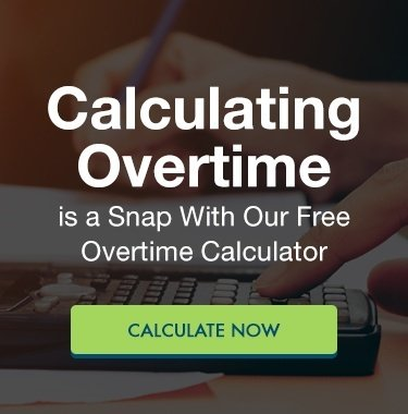 Calculating overtime