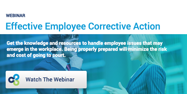 Effective Employee Corrective Action Webinar