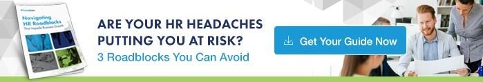 Are Your HR Headaches Putting You at Risk?