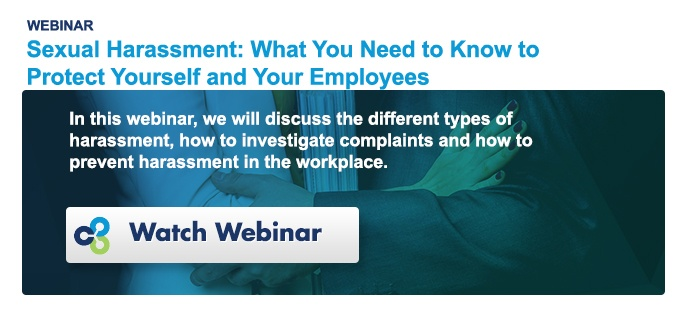 Sexual Harassment Webinar (Register)
