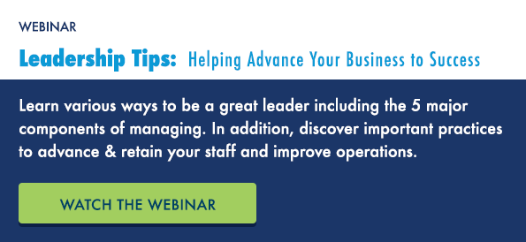 Leadership Tips Webinar