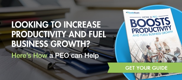 6 Ways a PEO Boosts Your Productivity
