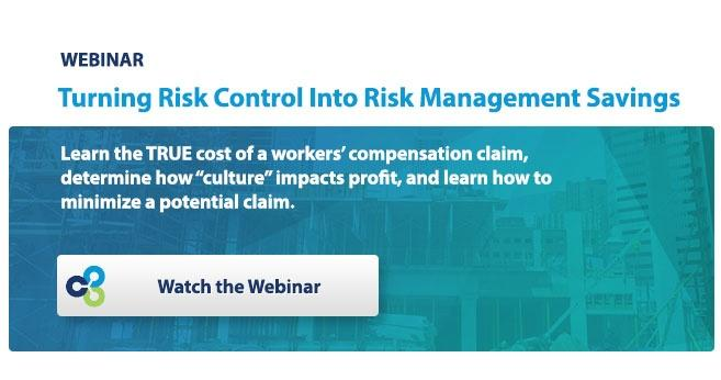 Watch Turning Risk Control Into Risk Management Savings