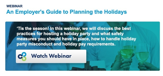 Watch An Employer's Guide to Planning the Holidays