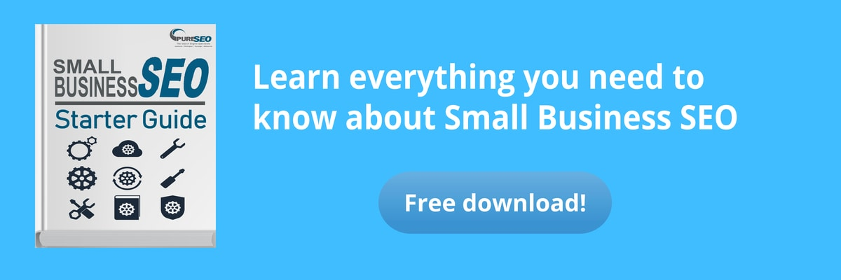 Small Business SEO Starter Guide