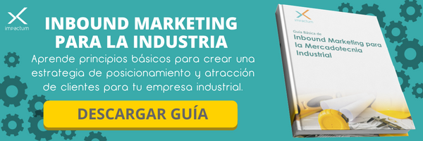 inbound marketing para la industria