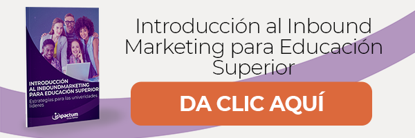 ebook inbound marketing instituciones de educacion superior