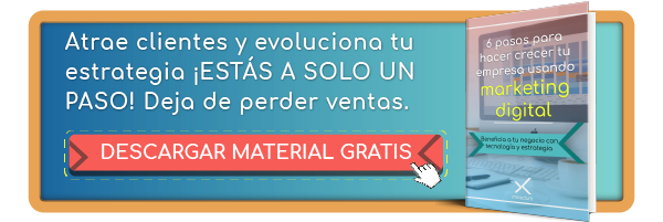 6 pasos para crecer marketing