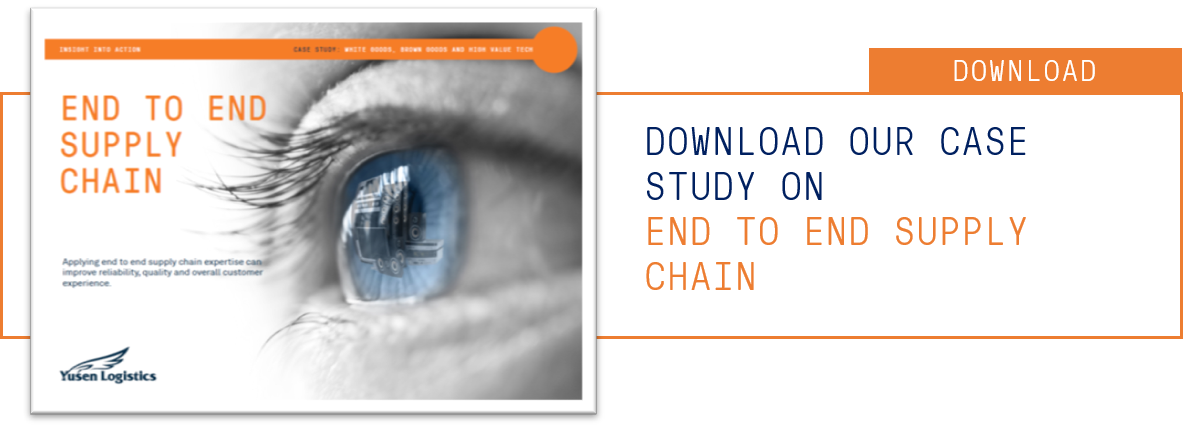 Download our case study on end to end supply chain