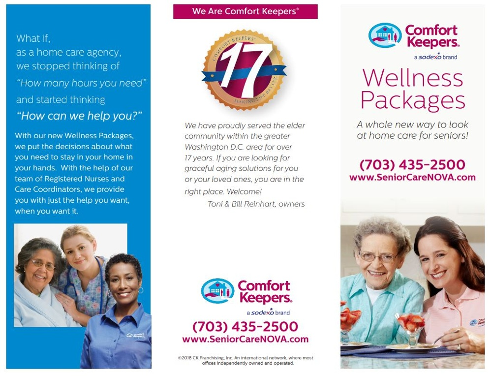 CTA for Wellness Packages