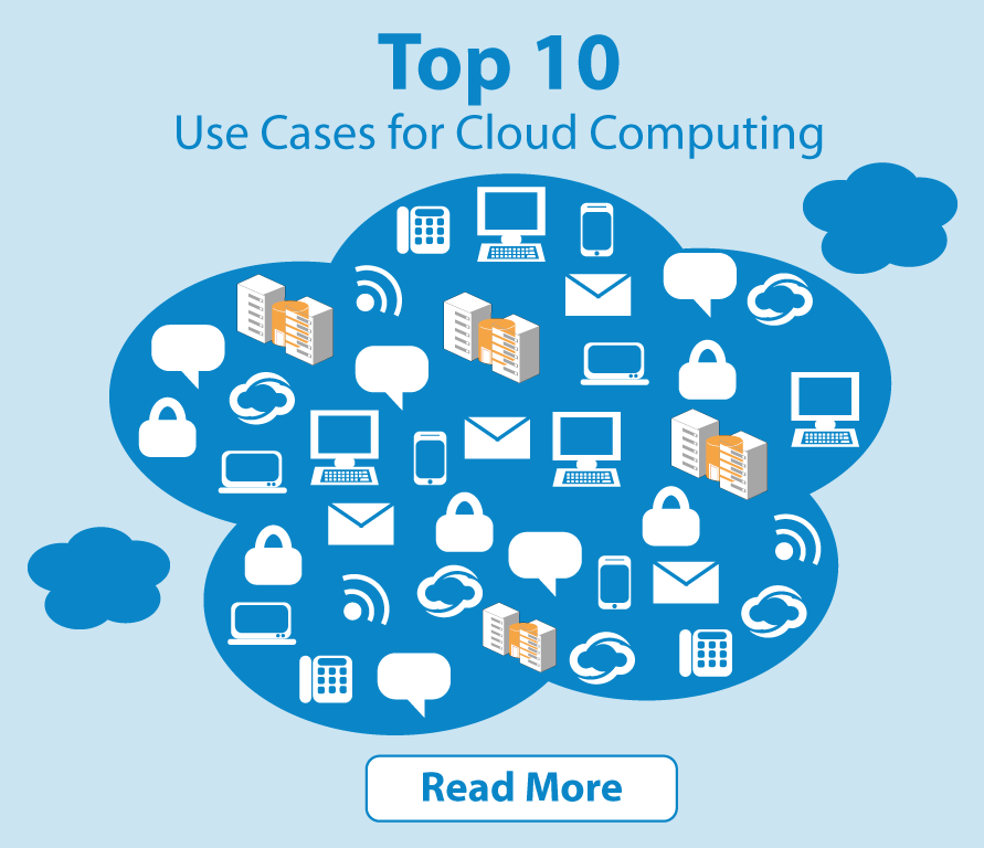 Picture CTA linked to Top 10 Use Cases for Cloud Computing Blog