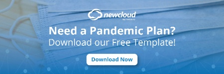 NewCloud Networks Pandemic Plan Template