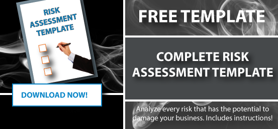Download this Complete Risk Assessment Template to analyze every risk that has the potential to damage your business. Includes instructions!