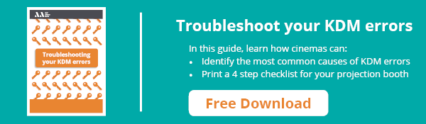 Troubleshoot your KDM errors