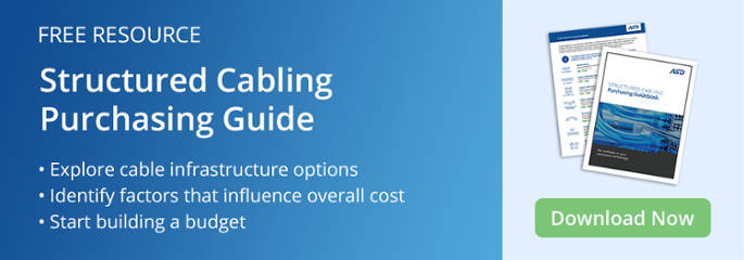 Download the Structured Cabling Purchasing Guidebook Today