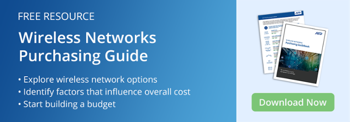 Download the Wireless Networks Purchasing Guidebook Today