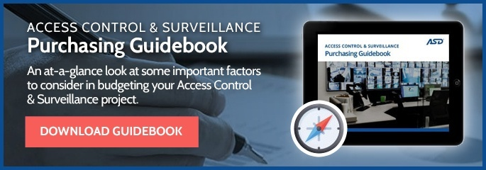 Download the Access Control & Surveillance Purchasing Guidebook Today