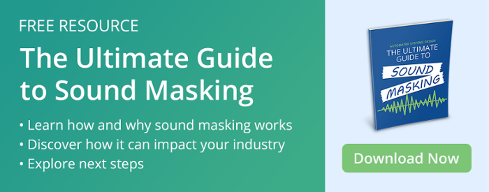 Download The Ultimate Guide to Sound Masking