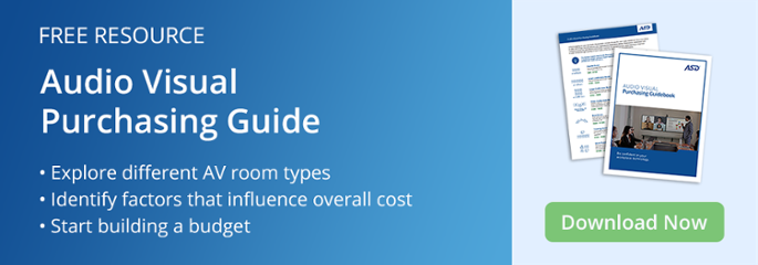 Download the Audio Visual Purchasing Guidebook Today