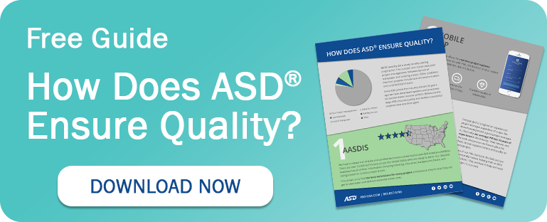 """Download the """"How Does ASD Ensure Quality?"""" Pamphlet"""
