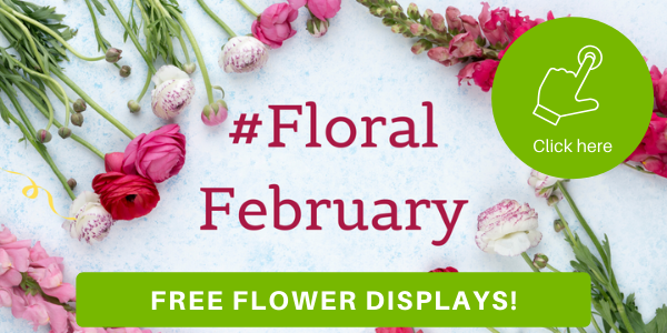 Click here to nominate a location for your FREE fresh flower arrangement