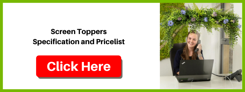 Click here to request further information about our screen toppers
