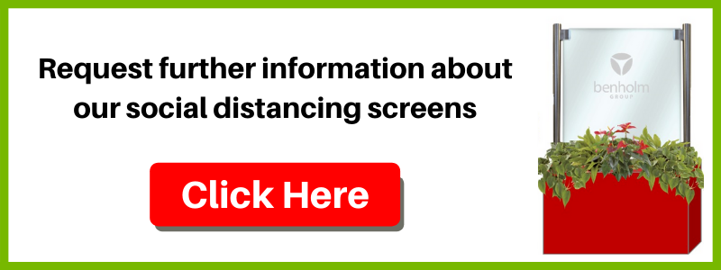Click here to request further information about our social distancing screens