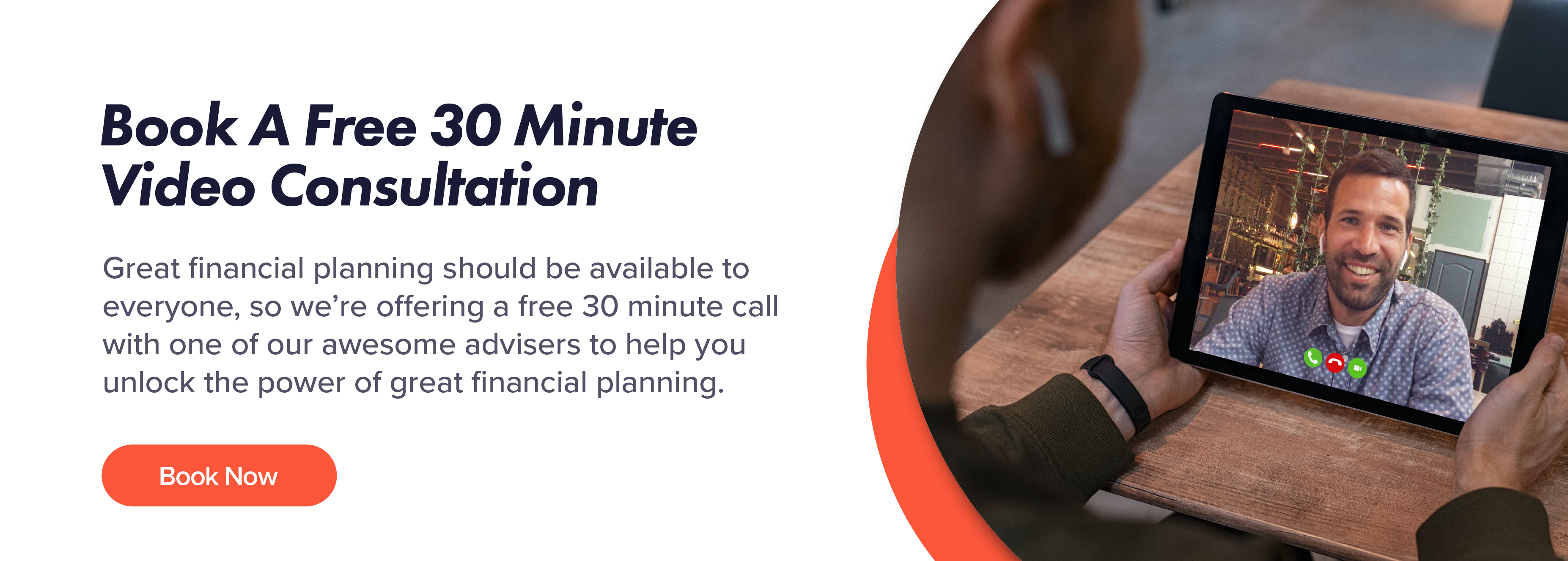 Book Your free 30 Minute Call