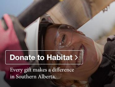 every gift makes a difference in Southern Alberta
