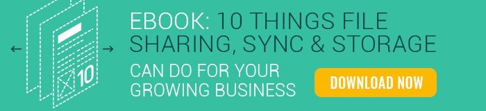 10 things file sharing, sync and storage can do for your growing business