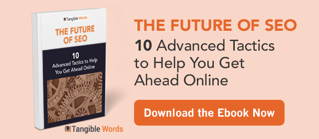 The Future of SEO E-book