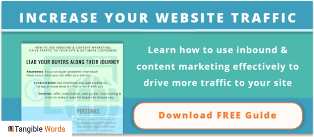 Use Inbound & Content Marketing Better Than Your Competition