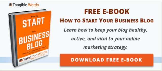 How to start your business blog ebook