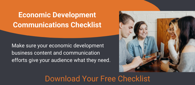 Economic Development Communications Checklist