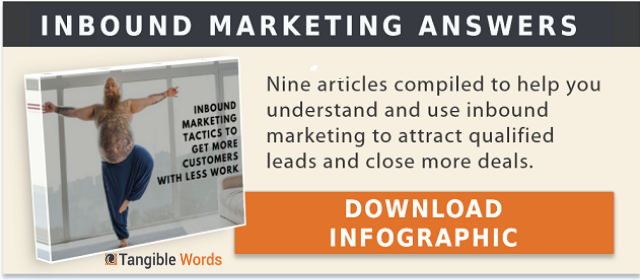 New to Inbound Marketing infographic