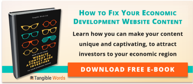 How to fix your economic development website