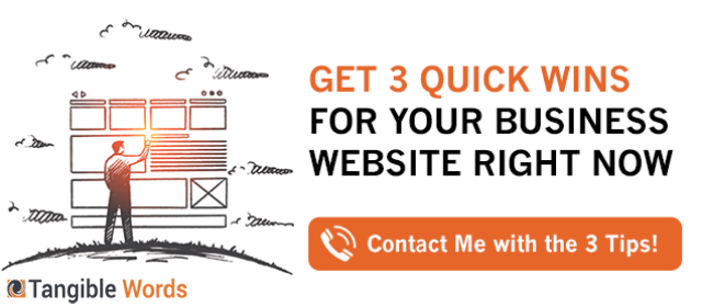 3 Quick Wins for Your Business Website