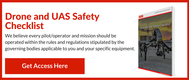 UAS & Drone Safety Checklist